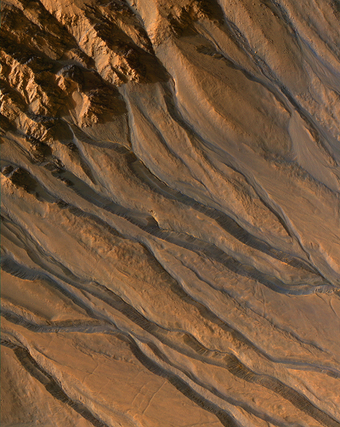 Did Ancient Mars Have a Runaway Greenhouse? - Astrobiology Magazine | Astrobiology | Scoop.it