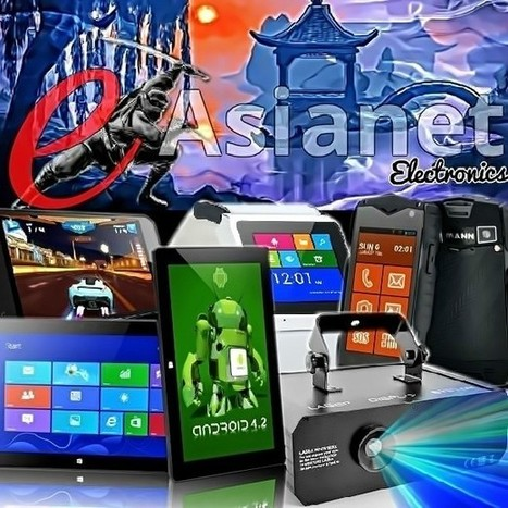Welcome to Easianet Electronics | AsianTechnology of the Future | Scoop.it