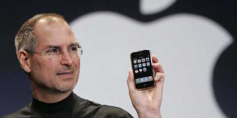 Presentations Like Steve Jobs - Business Insider | Its the way you tell-em! | Scoop.it