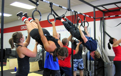 CrossFit Workouts The Fitness Phenomenon For Millennials - PolicyMic | Temple Train | Scoop.it