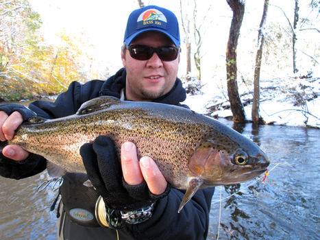Fly Fishing Tips for Catching Winter Trout - Field and Stream | fly fishing | Scoop.it
