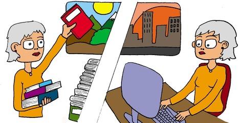 Analyse d'une offre d'emploi… de documentaliste - Pole Documentation | Jobdoc | Scoop.it