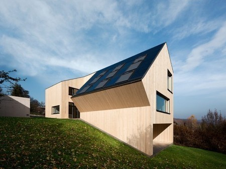 Sunlighthouse / Juri Troy Architects   Actualidad   Scoop.it