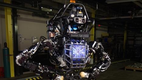 Allons-nous cohabiter avec des robots HUMANOÏDES nouvelle génération ? | Machines Pensantes | Scoop.it
