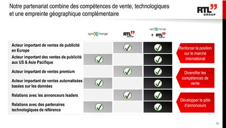 Bertelsmann et RTL Group deviennent des acteurs média majeurs de la vidéo programmatique avec la participation majoritaire de RTL Group dans SpotXchange | Online Video & WebTv Business | Scoop.it
