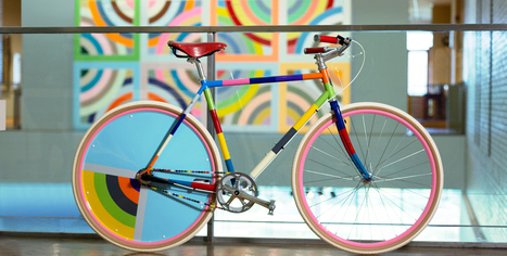 Handsome Cycles Makes Artwork that Works - Bicycling (registration) (blog) | Rolling Horse Community Bikes | Scoop.it