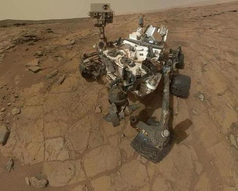 Evidence of ancient freshwater lake found on Mars - Boston Globe | CLOVER ENTERPRISES ''THE ENTERTAINMENT OF CHOICE'' | Scoop.it
