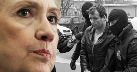 Hillary Gets to Run for President as the Hacker Who Exposed Her War Crimes is Extradited to US | anonymous activist | Scoop.it