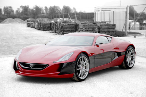 The 1 Percent's Electric Car: The $980,000 Rimac Concept One | The Energy Collective | Electric Car Pictures | Scoop.it