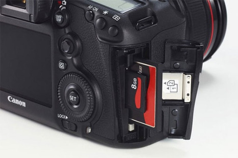 Canon 5D Mark III comes with slow SD card slot, limiting the speed ... | Canon EOS 5D Mark III | Scoop.it