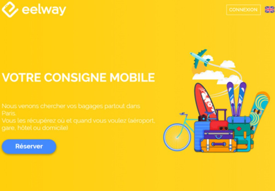 Accorhotels signe un partenariat avec Eelway pour sa consigne mobile | French-Connect*Expatriation | Scoop.it