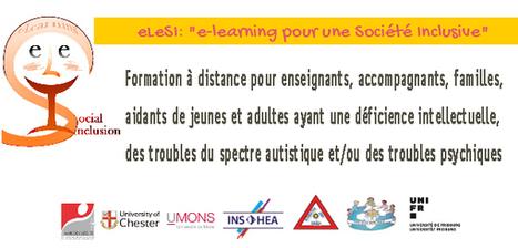 Lancement à l'UNESCO d'un projet de e-learning sur le handicap, la connaissance et les TIC | Formation, apprentissage lié au TIC | Scoop.it