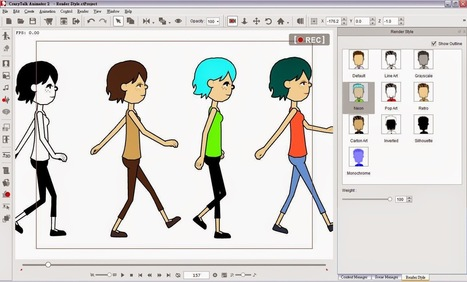 Animation and Video Blog: Beyond GoAnimate: Comparing CrazyTalk Animator 2 | Arts Independent | Scoop.it