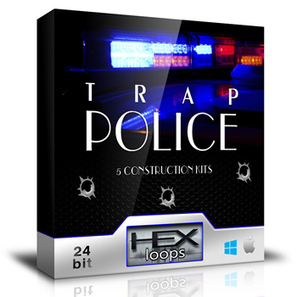 Download Trap Police - Construction Kits Loops and Sound Samples | Hex Loops | life is never flat | Scoop.it