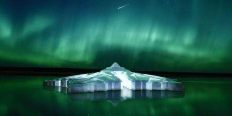 projet d'hôtel flottant en verre en #Norvège pour dormir sous l'#aurore boréale | Hurtigruten Arctique Antarctique | Scoop.it
