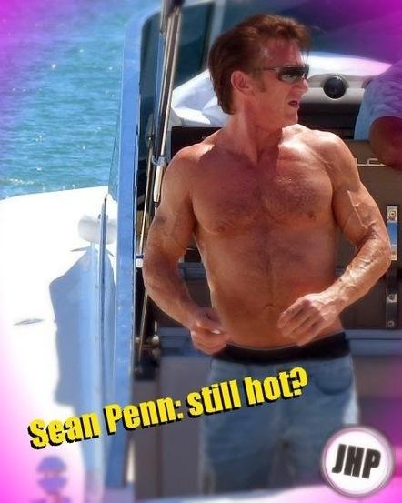 Still hot: Sean Penn - JHP by Jimi Paradise ™ | FASHION & LIFESTYLE! | Scoop.it