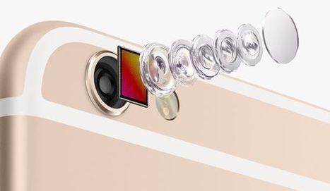 iPhone 6 : grosses améliorations pour la photo | 100% e-Media | Scoop.it