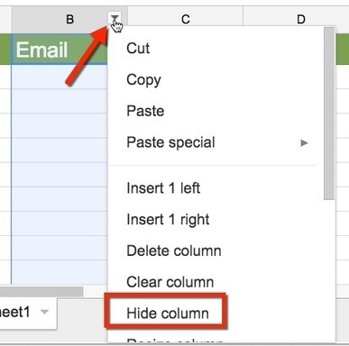 3 Tricks in Google Sheets to Try | Google Apps for Education & Chromebooks | Scoop.it