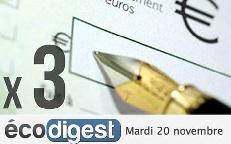 Les PME en colère contre l'explosion de la nouvelle taxe foncière - Economie Matin | Economicus | Scoop.it