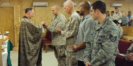Pentagon urged to boot chaplains who oppose 'gay' marriage | ProNews | Scoop.it