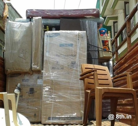 Effortless Ways to Load and Unload Household Goods | packers and movers bangalore | Scoop.it