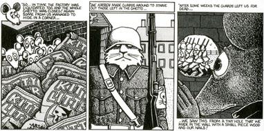 #046 ❘ MAUS ❘ Art SPIEGELMAN ❘ 1986 - 1992 | # HISTOIRE DES ARTS - UN JOUR, UNE OEUVRE - 2013 | Scoop.it