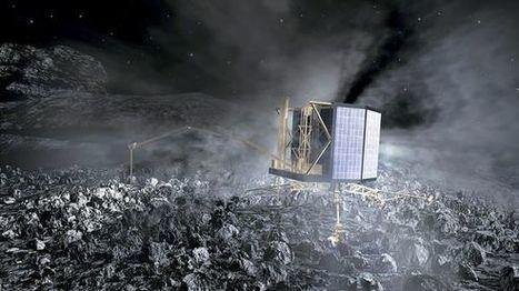 Rosetta: Was Sie über die erste Landung auf einem Kometen wissen müssen - ZEIT ONLINE | Astronomie | Scoop.it