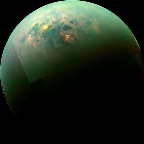 Sur Titan, première exploration d'une mer extraterrestre | Beyond the cave wall | Scoop.it