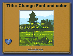Annie's Resource Attic » Blog Archive » Book Cover Template   Hindie's AT Tools   Scoop.it