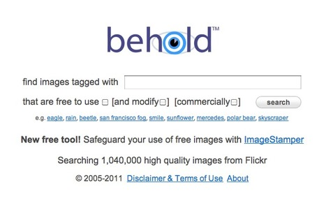 Behold | Search High Quality Flickr Images | Animations, Videos, Images, Graphics and Fun | Scoop.it