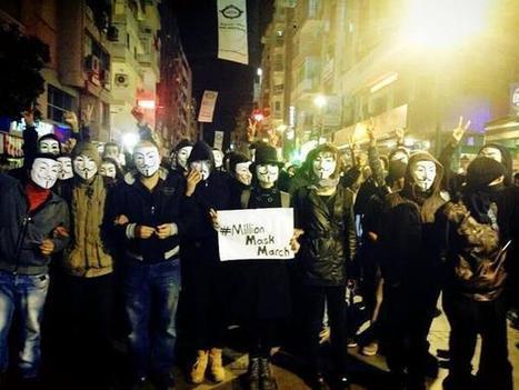 Twitter / AnonswedenInfo: #MillionMaskMarch #Nov5th ... | Anonymous' MillionMaskMarch | Scoop.it