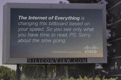 Cisco Launches Connected Billboard in San Francisco | Advertising, Marketing and Branding | Scoop.it