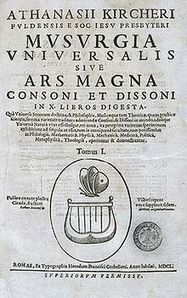 Atanasio Kircher - Wikipedia, la enciclopedia libre | CAU | Scoop.it