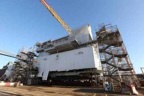 Saint-Nazaire. les chantiers STX misent sur l'éolien en mer | Energies marines renouvelables - Pays de la Loire | Scoop.it