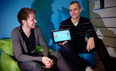 Taululta tableteille | Turun ylioppilaslehti | Digital TSL | Scoop.it
