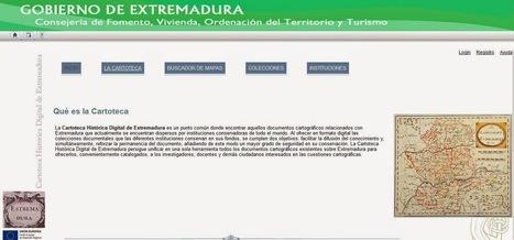 DocuManía : La Cartoteca Histórica Digital de Extremadura | ARCHIVOS Y ARCHIVEROS | Scoop.it