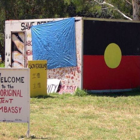 The history of the Aboriginal Tent Embassy | RPSHS Rights & Freedoms - AC Year 10 History | Scoop.it