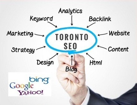 Improve Your  Toronto Business Website Search Engine Visibility In Google To Get More Customers   Internet Marketing   Scoop.it