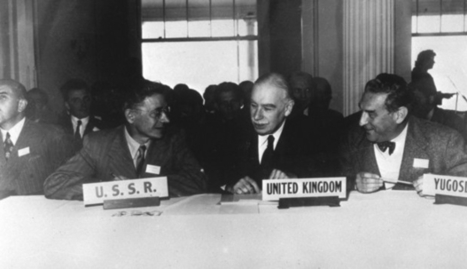 Is Germany Repeating American Errors at Bretton Woods? | articles | Scoop.it