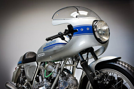Ducati 750 Super Sport | Cafe Racers | Scoop.it