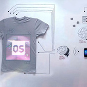 Moda del futuro: Llega la primera camiseta programable | marketing en redes sociales | Scoop.it