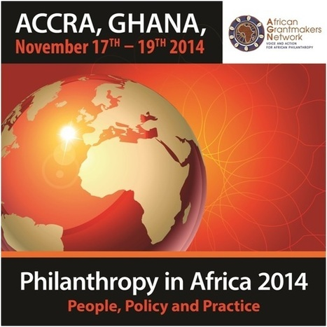 NEW! NOMINATIONS DEADLINE EXTENDED for the 2014 African Philanthropy Award | Philanthropy for what? | Scoop.it