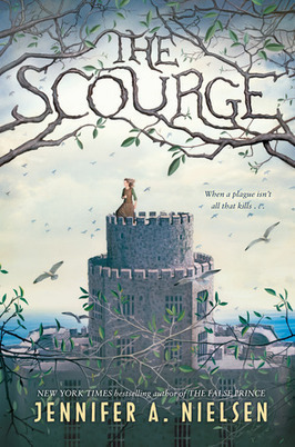 Book Review: The Scourge by Jennifer A. Nielsen | The Book Smugglers | Young Adult Novels | Scoop.it