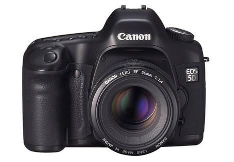Canon 5D : Caratteristiche e Opinioni [JuzaPhoto]   Reflex e Obiettivi   Scoop.it
