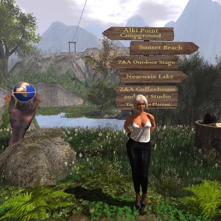 Alki - Second Life -Diomita Maurer   Second Life Destinations   Scoop.it