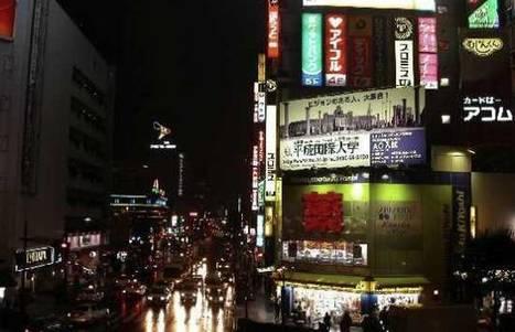 Sendai vu par un tabloïd japonais   Japon Information   Japon : séisme, tsunami & conséquences   Scoop.it