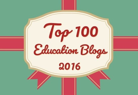 Top 100 Education Blogs for Educators and Teachers - Feedspot Blog | Discover Top Blogs | Keep learning | Scoop.it