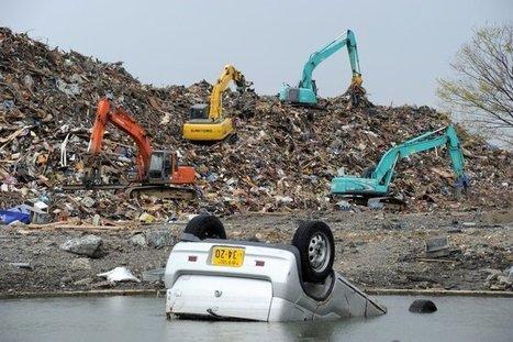 Japon: les dommages du tsunami estimés à 147 milliards d'euros | Japan Tsunami | Scoop.it