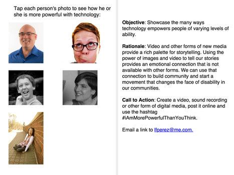 I Am More Powerful Than You Think - Book Creator app   Blog   IKT och iPad i undervisningen   Scoop.it