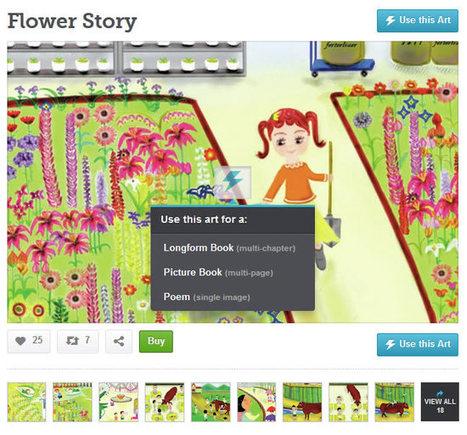 Crear cuentos digitales con ZooBurst y Storybird | Conocimiento y Capital Humano | Scoop.it